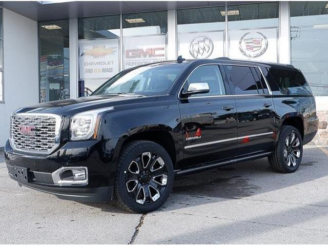 2019 GMC Yukon XL Denali (Stk: 19105) in Peterborough - Image 2 of 5