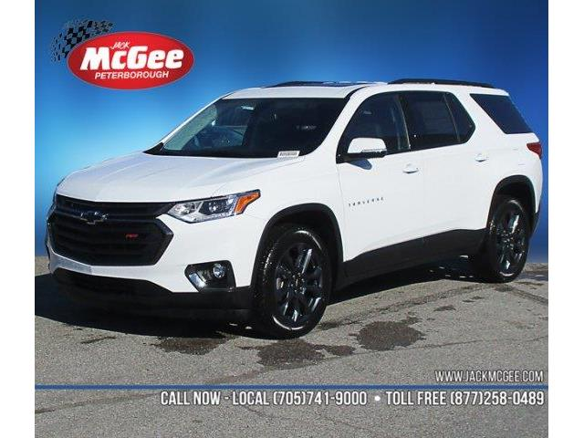 2019 Chevrolet Traverse  (Stk: 19588) in Peterborough - Image 1 of 3