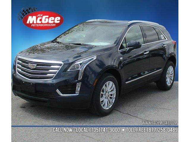 2019 Cadillac XT5 Base (Stk: 19255) in Peterborough - Image 1 of 3