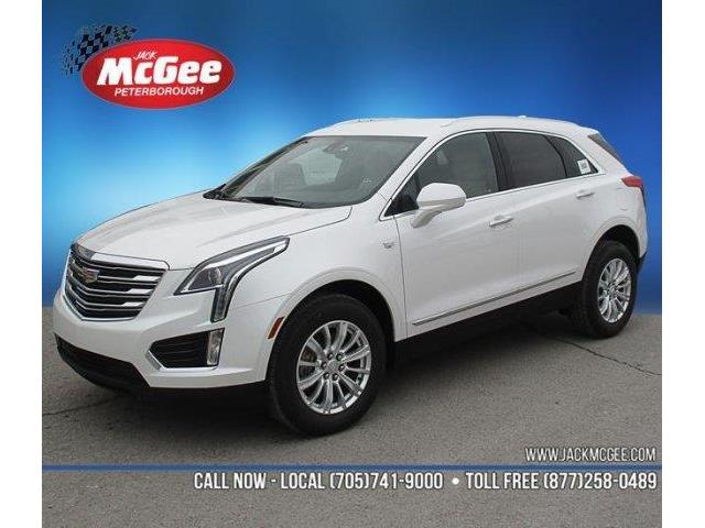 2019 Cadillac XT5 Base (Stk: 19218) in Peterborough - Image 1 of 5