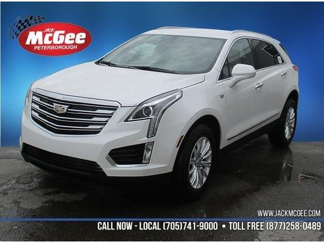 2019 Cadillac XT5 Base (Stk: 19066) in Peterborough - Image 1 of 3
