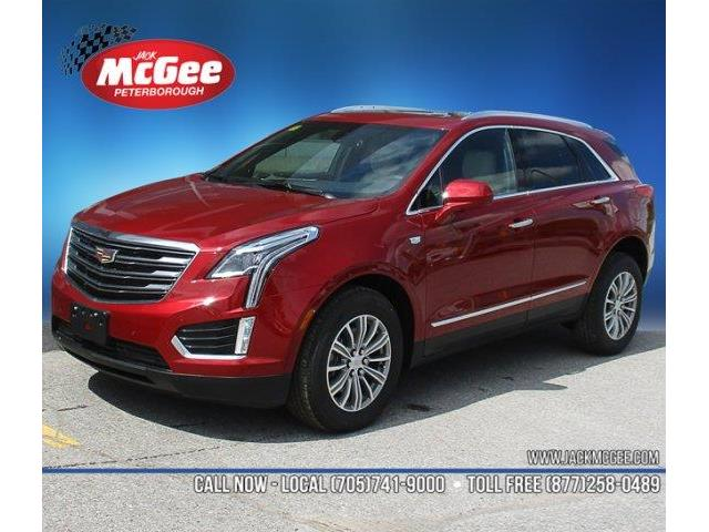 2019 Cadillac XT5 Luxury (Stk: 19316) in Peterborough - Image 1 of 3