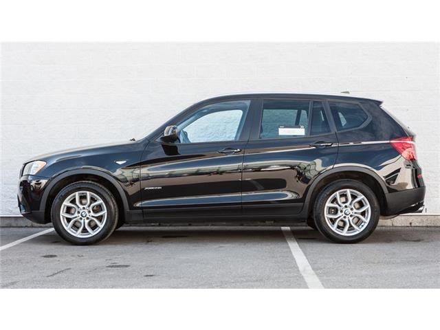 2013 BMW X3 xDrive28i (Stk: U12312A) in Markham - Image 2 of 16