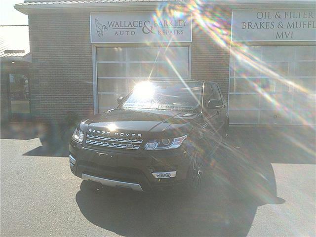 2016 Land Rover Range Rover Sport DIESEL Td6 HSE (Stk: NS-634423) in Truro - Image 1 of 13