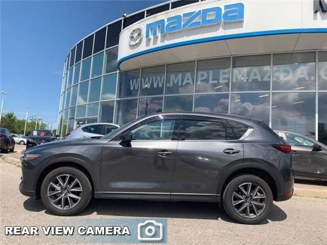 2018 Mazda CX-5 GT (Stk: 19-250A) in Vaughan - Image 4 of 23