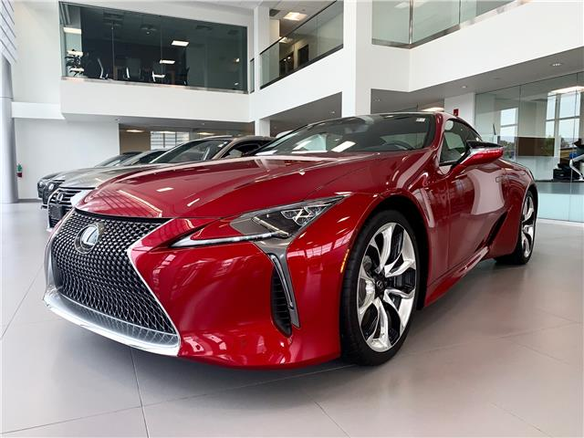 2019 Lexus LC 500 Base (Stk: L12124) in Toronto - Image 1 of 11