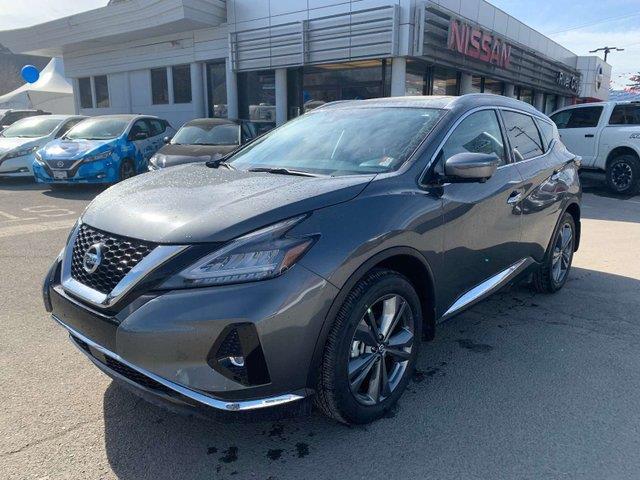 2019 Nissan Murano Platinum (Stk: T19068) in Kamloops - Image 1 of 30