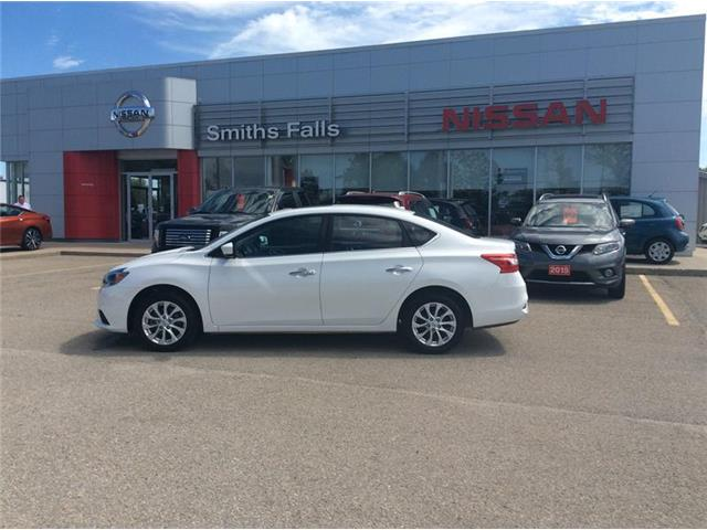 2018 Nissan Sentra 1.8 SV (Stk: 19-169A) in Smiths Falls - Image 1 of 13