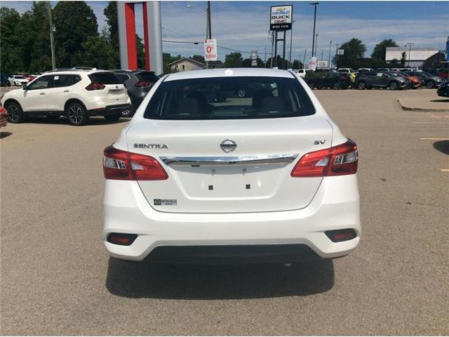 2018 Nissan Sentra 1.8 SV (Stk: 19-169A) in Smiths Falls - Image 3 of 13