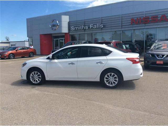 2018 Nissan Sentra 1.8 SV (Stk: 19-169A) in Smiths Falls - Image 7 of 13