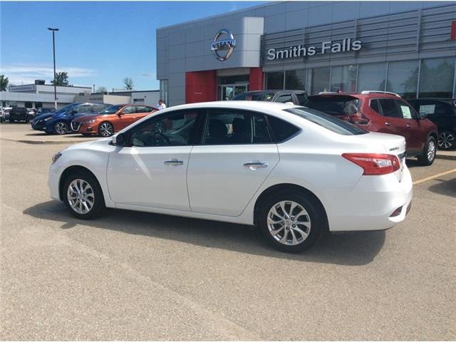 2018 Nissan Sentra 1.8 SV (Stk: 19-169A) in Smiths Falls - Image 8 of 13