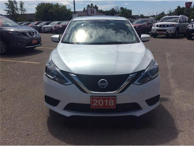 2018 Nissan Sentra 1.8 SV (Stk: 19-169A) in Smiths Falls - Image 9 of 13