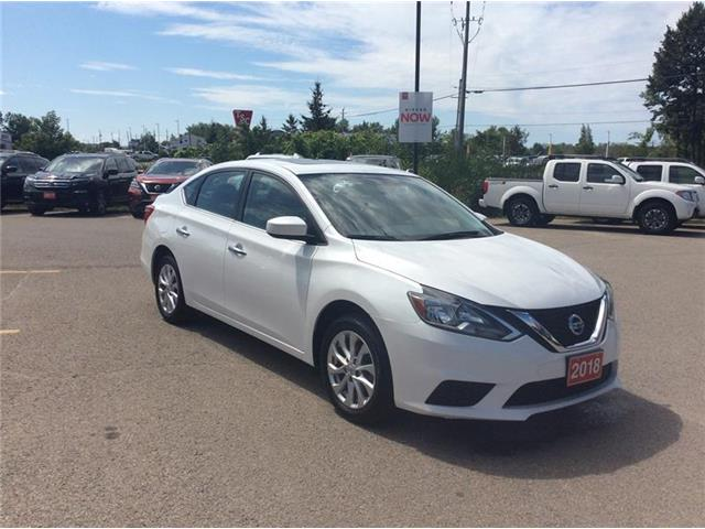 2018 Nissan Sentra 1.8 SV (Stk: 19-169A) in Smiths Falls - Image 10 of 13