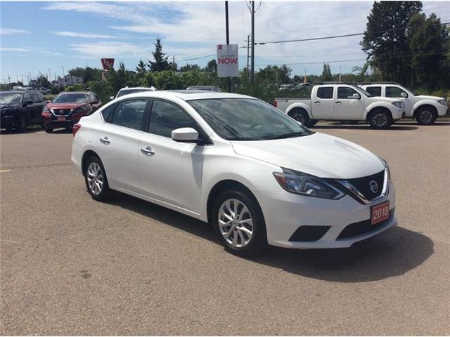2018 Nissan Sentra 1.8 SV (Stk: 19-169A) in Smiths Falls - Image 11 of 13