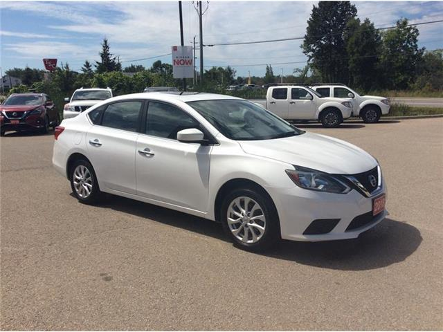 2018 Nissan Sentra 1.8 SV (Stk: 19-169A) in Smiths Falls - Image 12 of 13