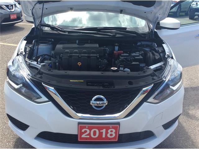 2018 Nissan Sentra 1.8 SV (Stk: 19-169A) in Smiths Falls - Image 13 of 13