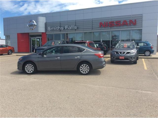 2017 Nissan Sentra 1.8 S (Stk: P2008) in Smiths Falls - Image 1 of 13