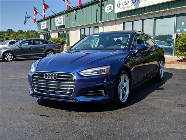 2018 Audi A5 2.0T Komfort (Stk: 10480) in Lower Sackville - Image 1 of 21