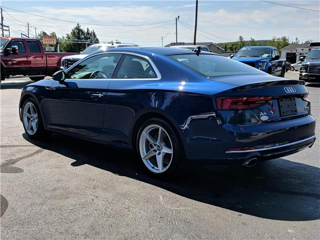 2018 Audi A5 2.0T Komfort (Stk: 10480) in Lower Sackville - Image 3 of 21