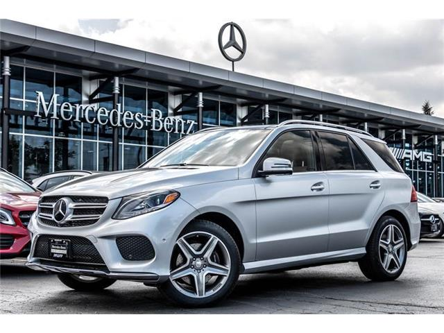 2016 Mercedes-Benz GLE-Class Base (Stk: 39226A) in Kitchener - Image 1 of 22