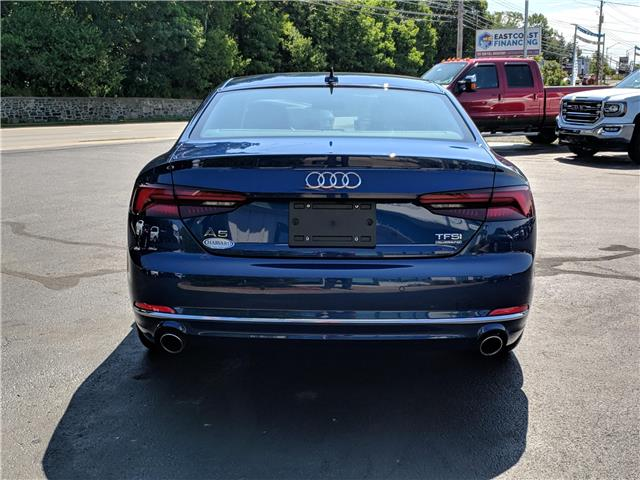2018 Audi A5 2.0T Komfort (Stk: 10480) in Lower Sackville - Image 4 of 21