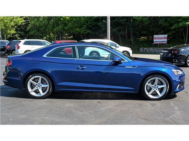 2018 Audi A5 2.0T Komfort (Stk: 10480) in Lower Sackville - Image 6 of 21
