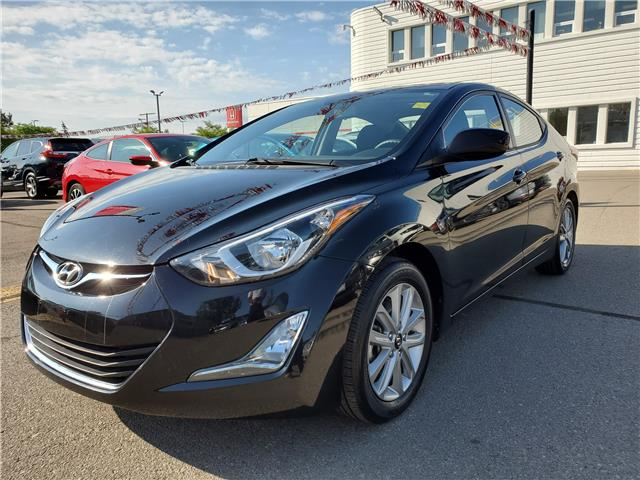 2016 Hyundai Elantra Sport Appearance (Stk: CP0204) in Mississauga - Image 1 of 21