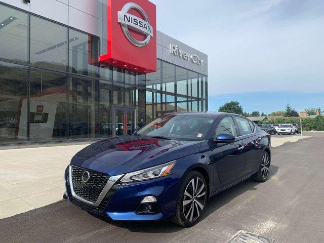 2019 Nissan Altima 2.5 Platinum (Stk: C19044) in Kamloops - Image 1 of 30