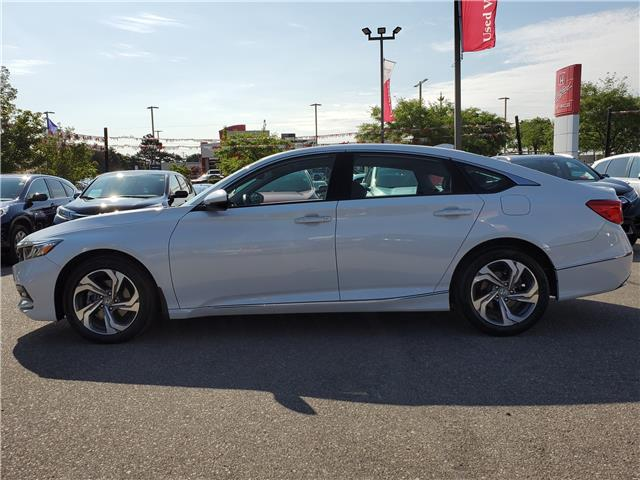 2018 Honda Accord EX-L (Stk: 325802A) in Mississauga - Image 2 of 25