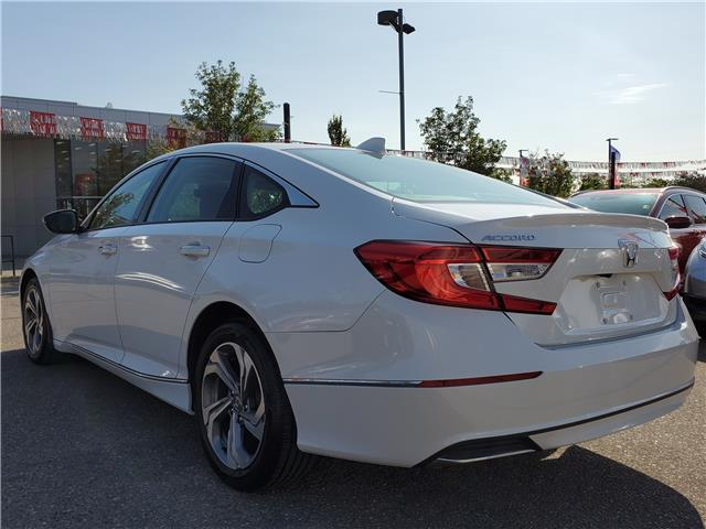 2018 Honda Accord EX-L (Stk: 325802A) in Mississauga - Image 3 of 25