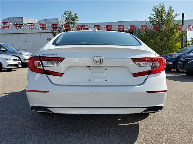 2018 Honda Accord EX-L (Stk: 325802A) in Mississauga - Image 4 of 25