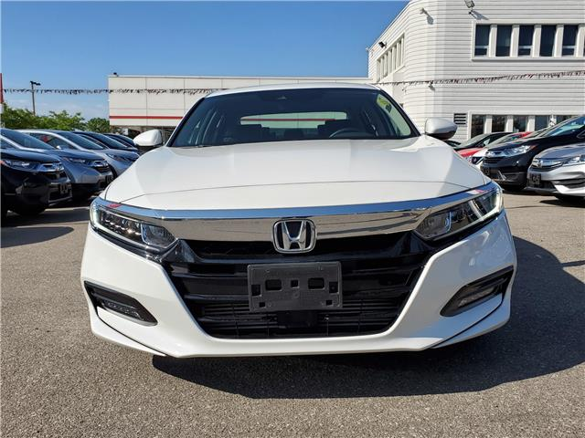 2018 Honda Accord EX-L (Stk: 325802A) in Mississauga - Image 8 of 25