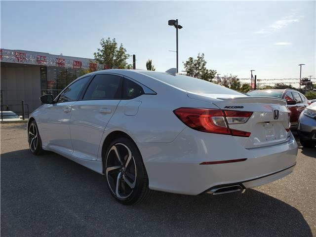 2018 Honda Accord Sport (Stk: 326861A) in Mississauga - Image 3 of 23