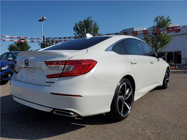 2018 Honda Accord Sport (Stk: 326861A) in Mississauga - Image 5 of 23