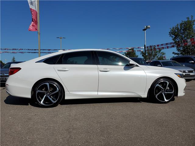 2018 Honda Accord Sport (Stk: 326861A) in Mississauga - Image 6 of 23
