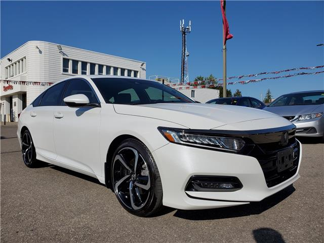 2018 Honda Accord Sport (Stk: 326861A) in Mississauga - Image 7 of 23