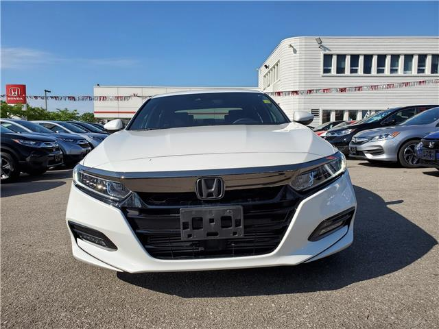 2018 Honda Accord Sport (Stk: 326861A) in Mississauga - Image 8 of 23