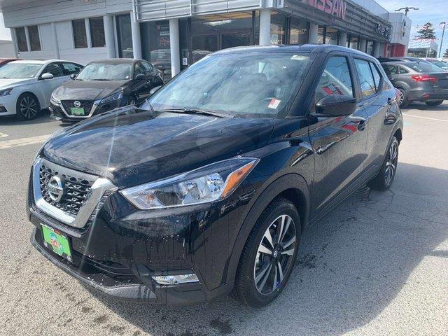 2019 Nissan Kicks SV (Stk: T19268) in Kamloops - Image 1 of 22