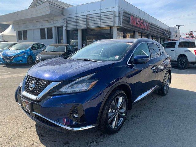 2019 Nissan Murano Platinum (Stk: T19275) in Kamloops - Image 1 of 30