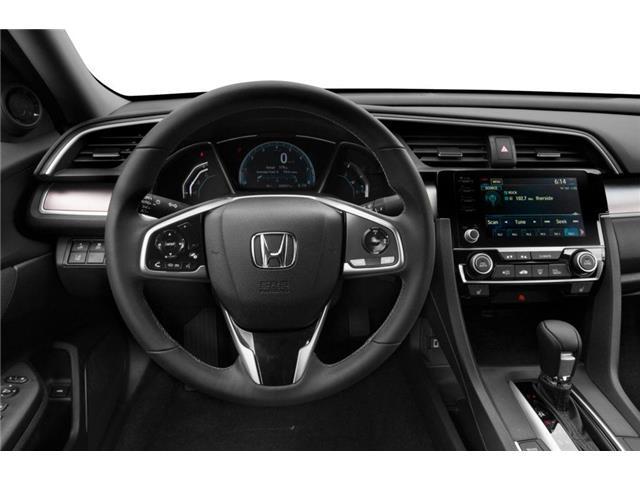 2019 Honda Civic EX (Stk: 58674) in Scarborough - Image 4 of 9