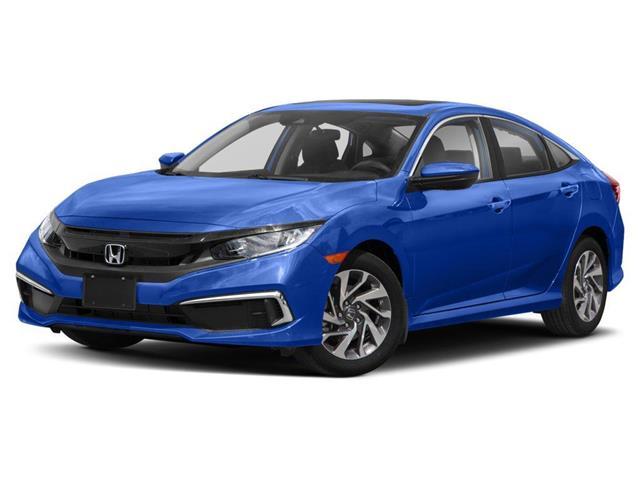 2019 Honda Civic EX (Stk: 58679) in Scarborough - Image 1 of 9
