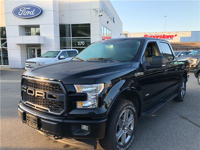 2017 Ford F-150 XLT (Stk: 196140A) in Vancouver - Image 1 of 27