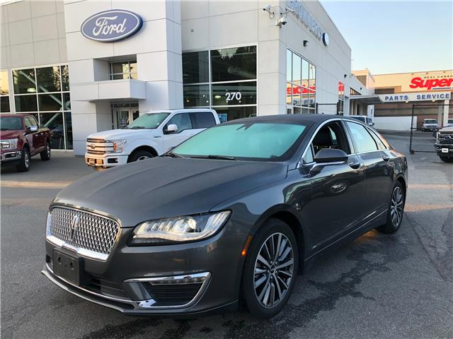 2017 Lincoln MKZ Hybrid Select (Stk: OP19287) in Vancouver - Image 1 of 24