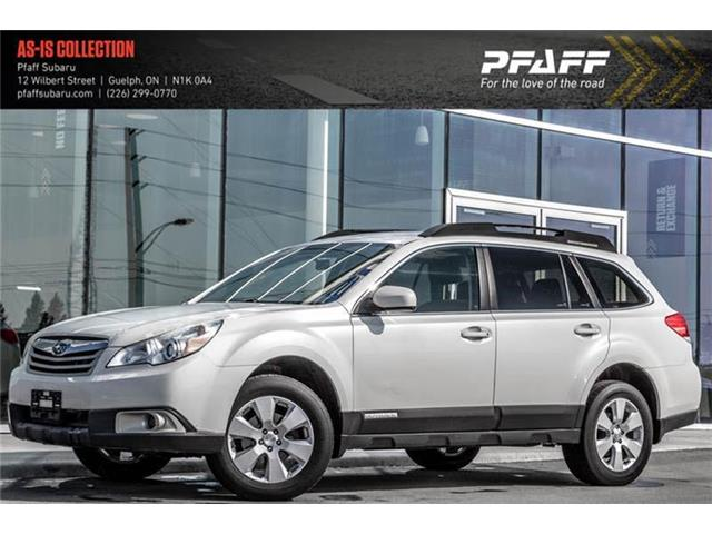 2011 Subaru Outback PZEV (Stk: SU0073) in Guelph - Image 1 of 22