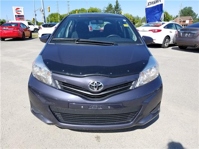 2014 Toyota Yaris LE (Stk: ) in Kemptville - Image 2 of 15