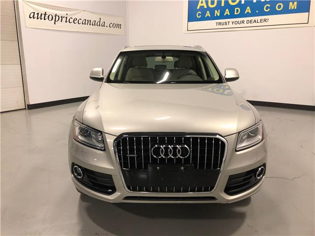 2015 Audi Q5 3.0 TDI Technik (Stk: W0536) in Mississauga - Image 2 of 27