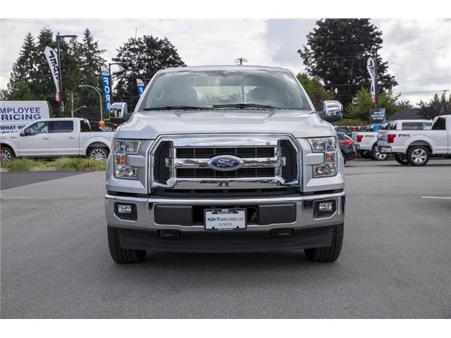2017 Ford F-150 XLT (Stk: P5799A) in Vancouver - Image 2 of 25