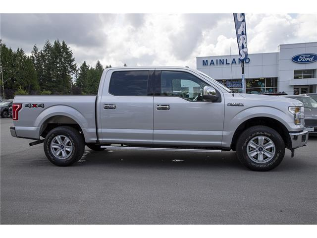 2017 Ford F-150 XLT (Stk: P5799A) in Vancouver - Image 8 of 25