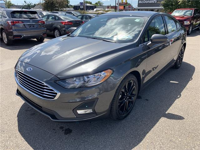 2019 Ford Fusion SE (Stk: 19502) in Perth - Image 1 of 14