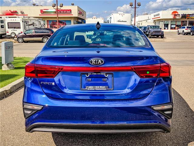 2020 Kia Forte  (Stk: 21886) in Edmonton - Image 6 of 17